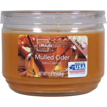 cider candle